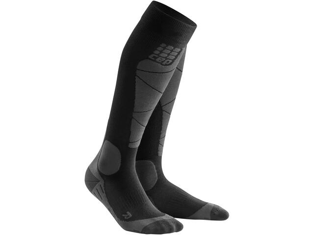 cep Ski Merino Socken Herren black/anthracite